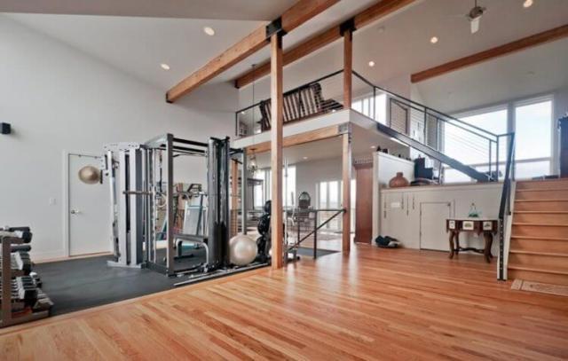 健康的なライフスタイル3のための23のベストホームジムルームのアイデア