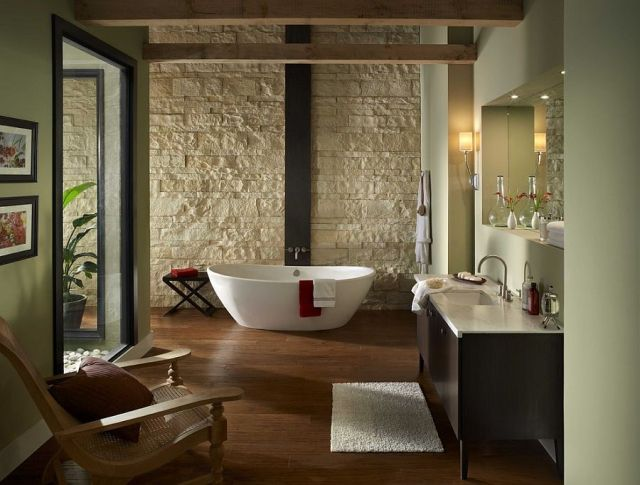 29-AD-Oyster-Cut-Coarse-Stone-shapes-the-すばらしい-背景-in-this-zen-style-moden-bathroom