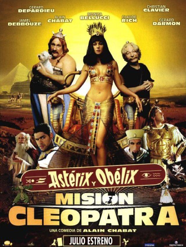 AstérixetObélixMissionCléopâtre(AsterixおよびObelix Mission Cleopatra)