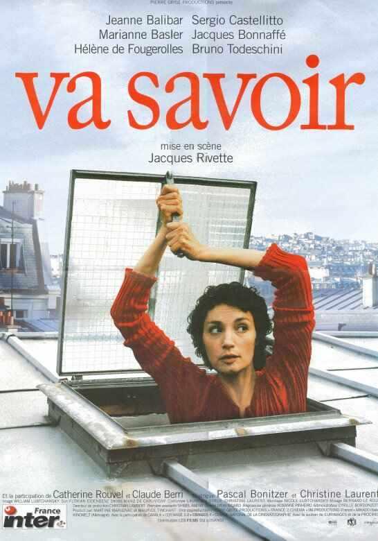 Va Savoir(知っている人)