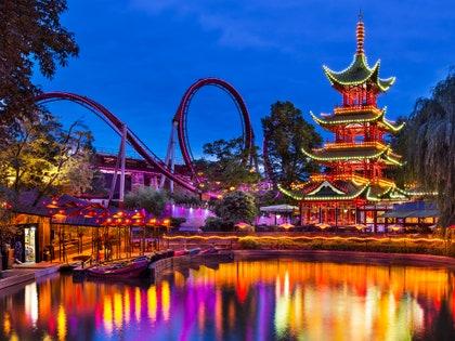 画像に含まれている可能性のあるもの:遊園地、テーマパーク、建物、建築