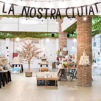 バルセロナ、ショッピング、ラノストラシウター