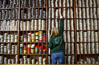 バルセロナ、ショッピング、La Manual Alpargatera