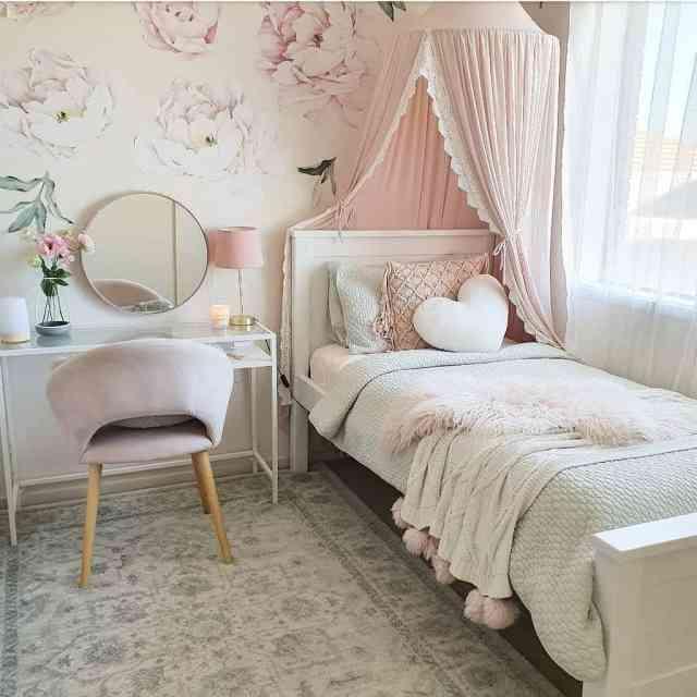壁紙デカールとステッカー寝室の壁の装飾のアイデア