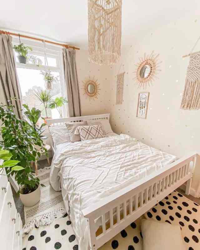 アパート自由奔放に生きる寝室のアイデアhomewithsisi
