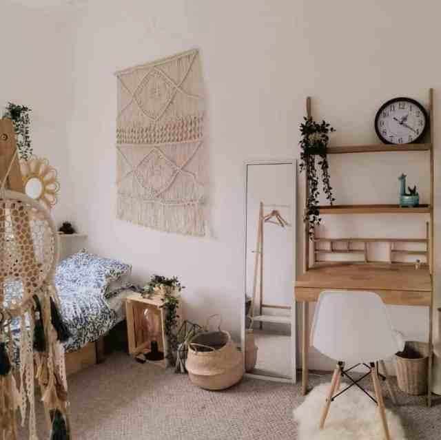 アパート自由奔放に生きる寝室のアイデアmy_cute_little_home_