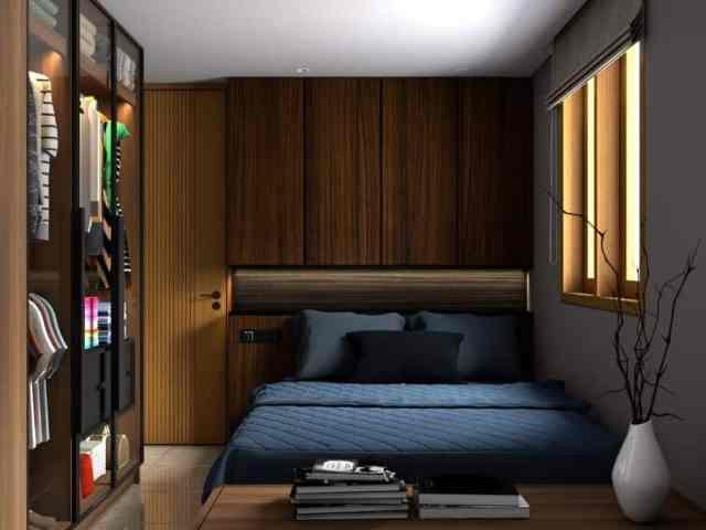 アパートモダンなベッドルームのアイデア2Adriawanrp