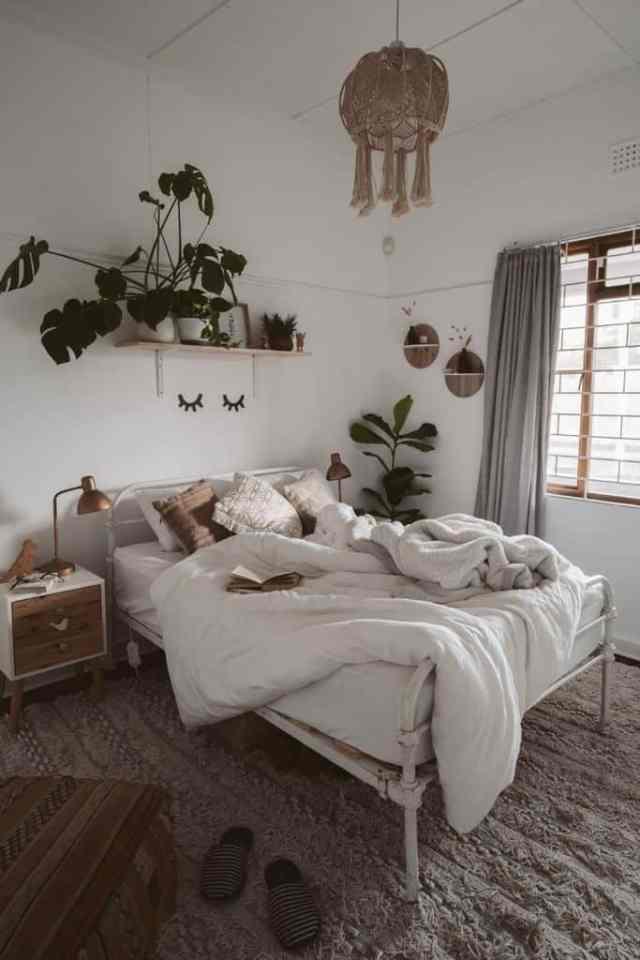 オーブの寝室の照明のアイデア2