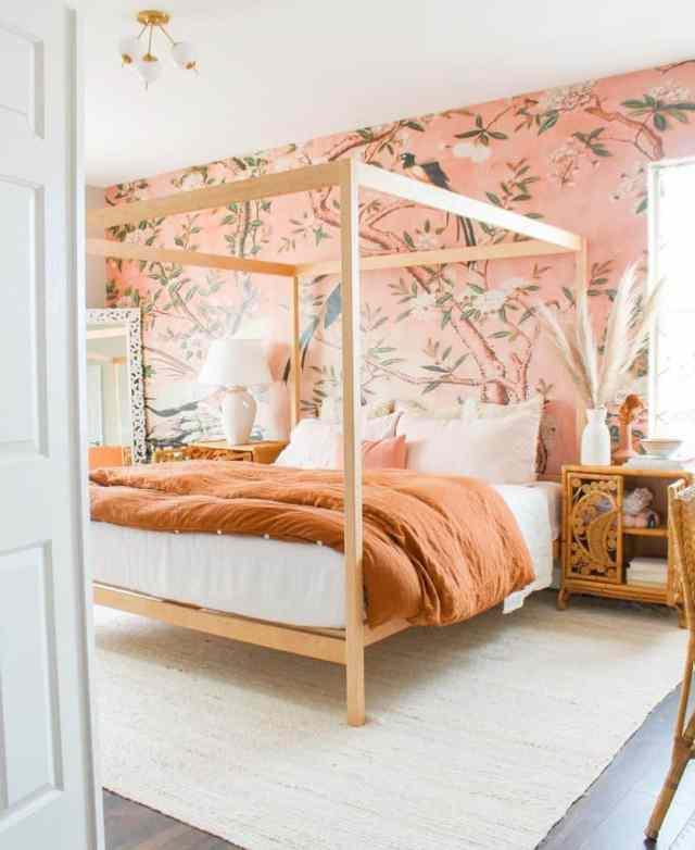 壁紙デカールとステッカー寝室の壁の装飾のアイデア装飾を夢見る