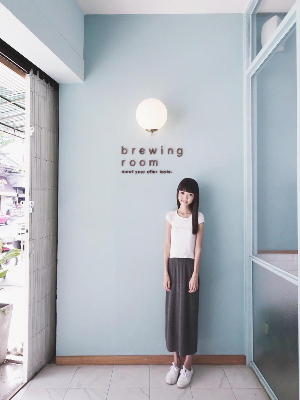 Brewing Room in Chiang Mai, Thailand