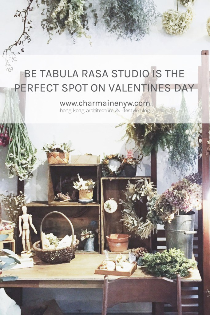Be Tabula Rasa Studio in Sham Shui Po, Hong Kong