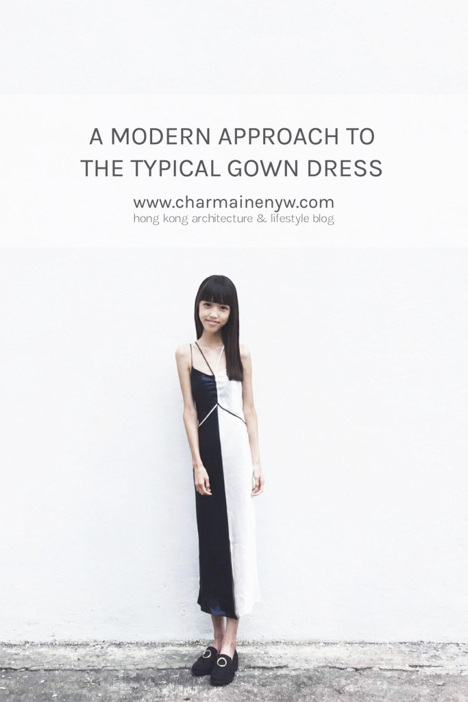 A Modern Approach to the Typical Gown Dress