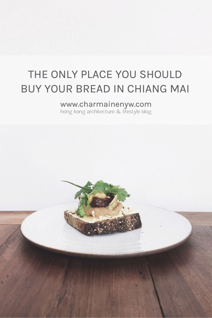 The Only Place You Should Buy Your Bread in Chiang Mai