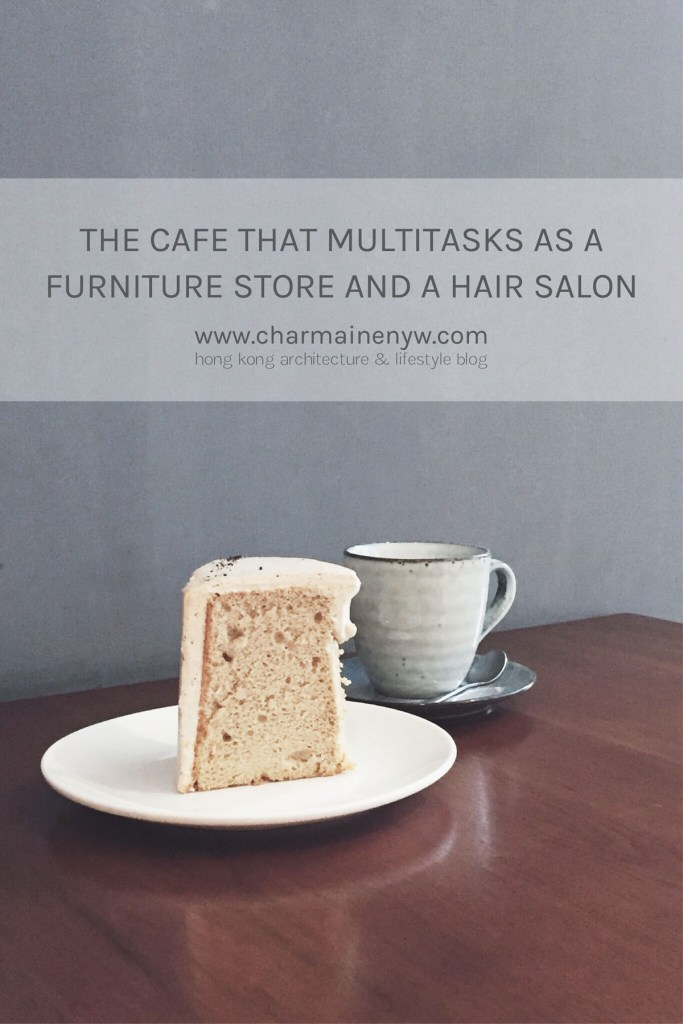 The Café That Multitasks as a Furniture Store and a Hair Salon
