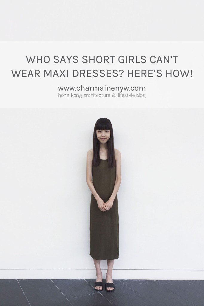Who Says Short Girls Can't Wear Maxi Dresses? Here's How!