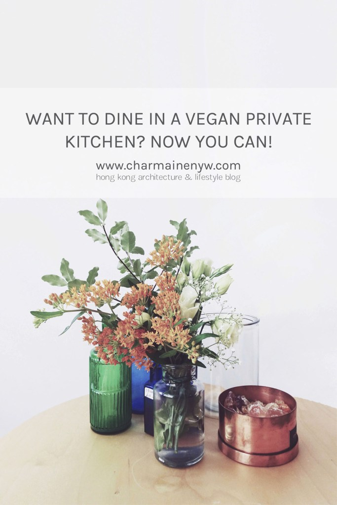 Want to Dine in a Vegan Private Kitchen? Now You Can!