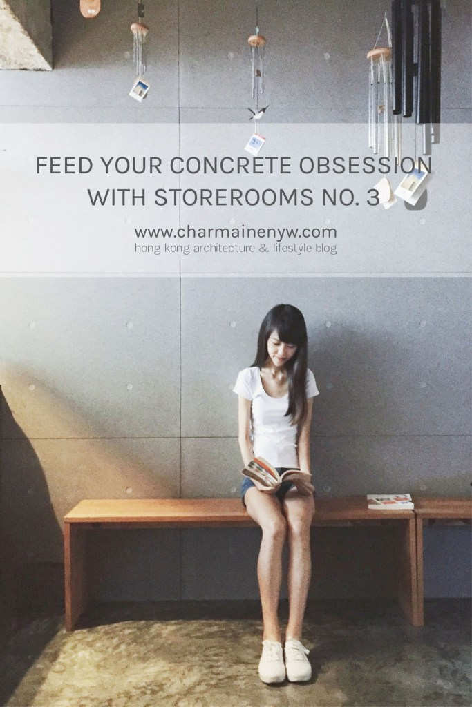 Feed Your Concrete Obsession with Storerooms No. 3