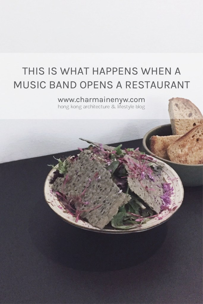 This Is What Happens When a Music Band Opens a Restaurant