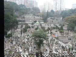 only cemetery in causeway bay