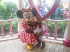 ysa with minnie mouse