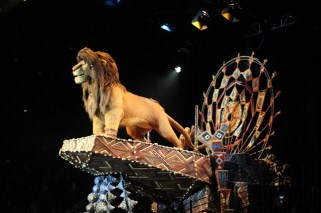 festival of the lion king: simba