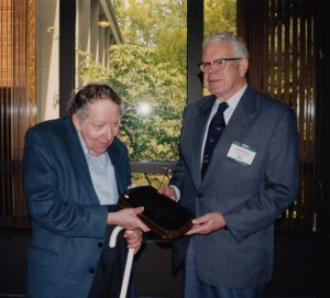 Photo of 1999 Hollander Award Winner Don Dixon