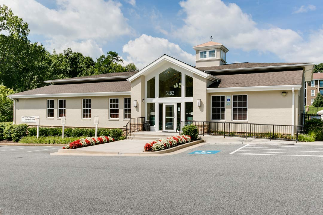 Apartment Complex Club House in Ellicott City MD