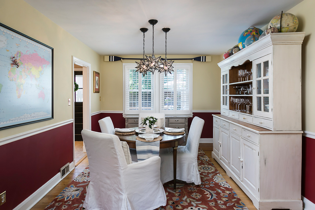 Casual Dining Room in Baltimore MD