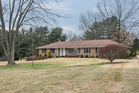Upperco MD Exterior real estate photo