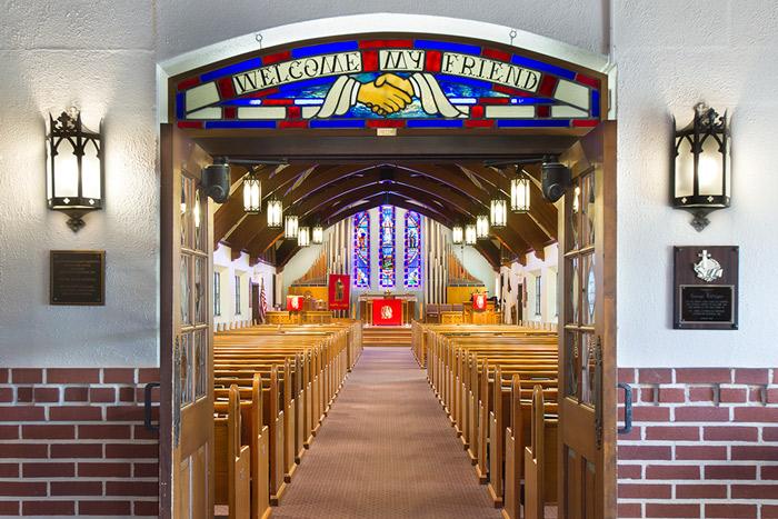 St John Lutheran Church Linthicum Heights MD Church Photography