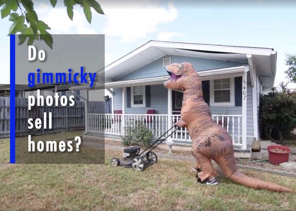gimmicky photos