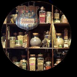 Herbes, Fleurs & Racines • Herbs, Flowers & Roots