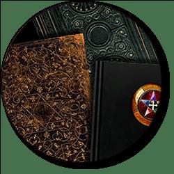 Grimoires & Livre des Ombres • BOS & Blank Books