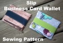 Slip Business Card wallet