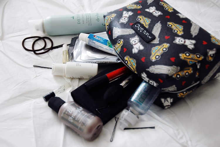Makeup Bag | Charmed by Camille