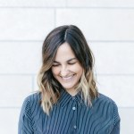 The Boyish Pinstripe Look | Charmed by Camille