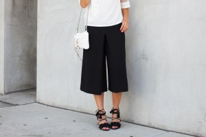 Culottes | Charmed by Camille