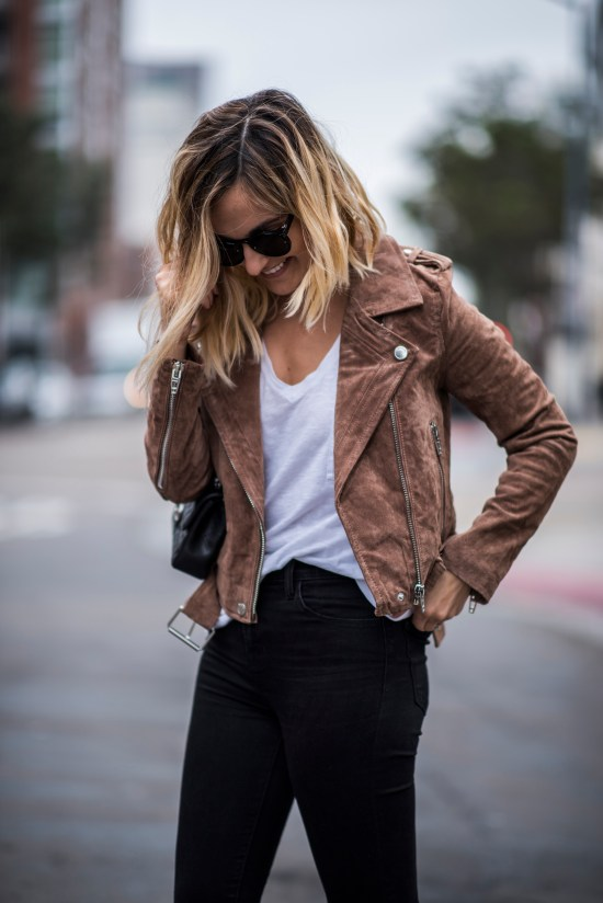 Blank NYC Jacket | Charmed by Camille