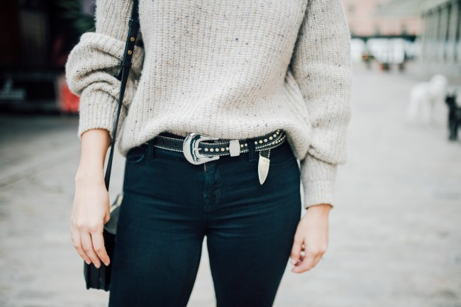 Statement Belt | Charmed by Camille