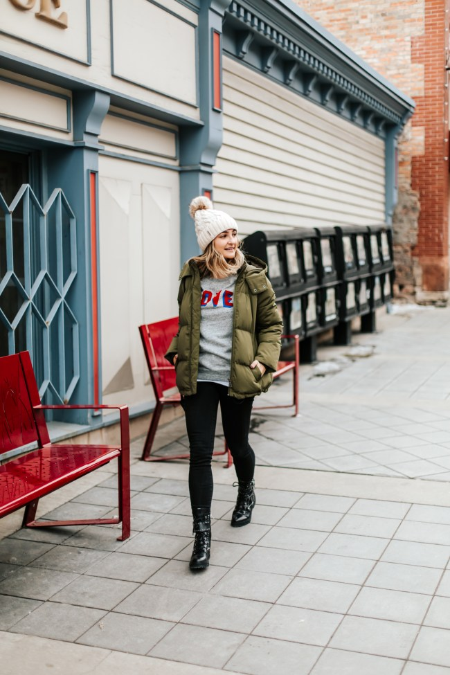 Puffer Jackets | Charmed by Camille