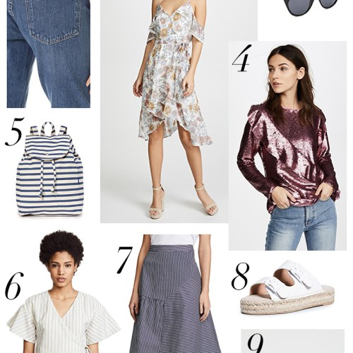 Shopbop Sale | Charmed by Camille