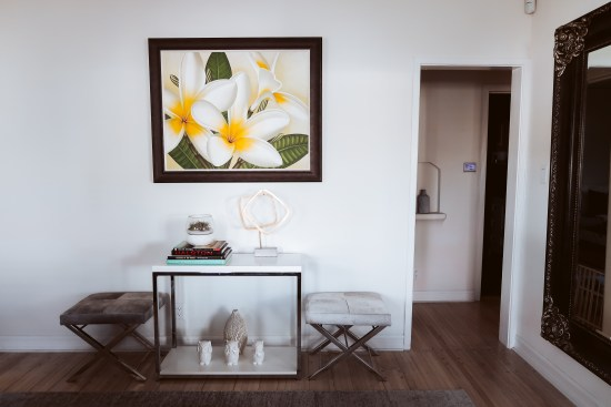 Los Angeles Living Room Tour | Charmed by Camille