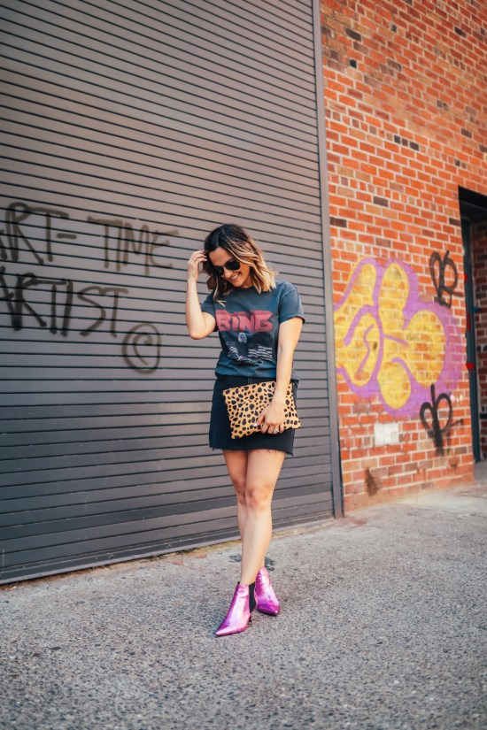 Rocker Chic | Charmed by Camille