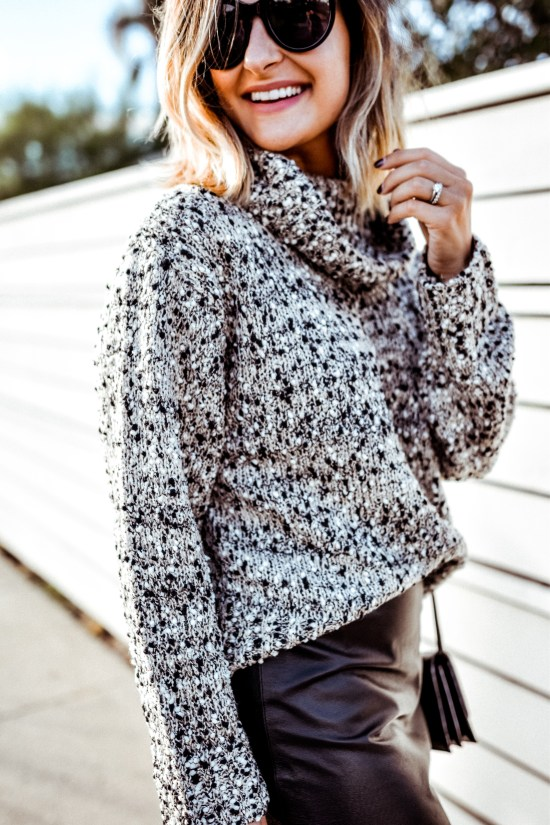Neutral Sweaters Under $100 | Charmed by Camille