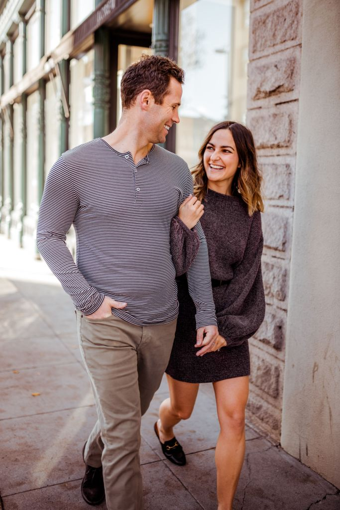 Casual Date Night Outfit Ideas | Charmed by Camille