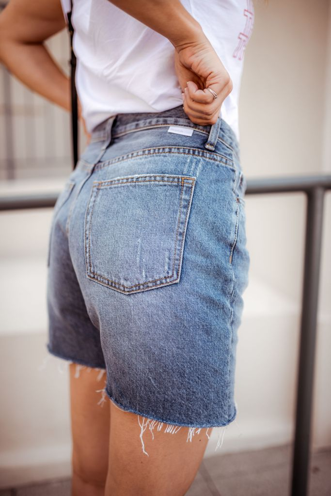 3 Essential Denim Shorts You Need This Summer