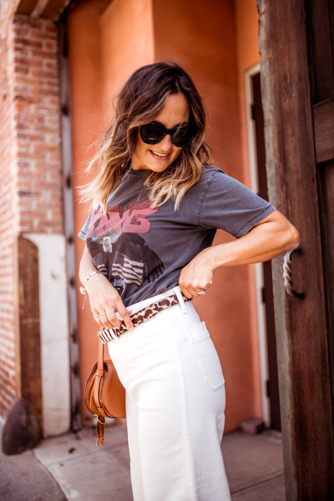 Leopard Belt | Charmed by Camille