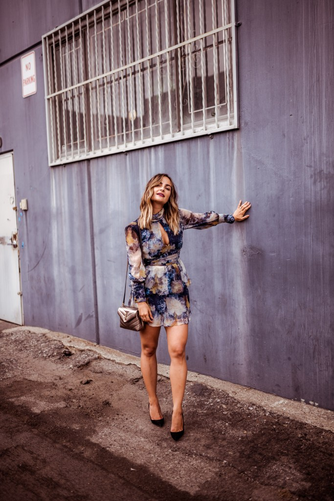 Fall Wedding Outfit | Charmed by Camille