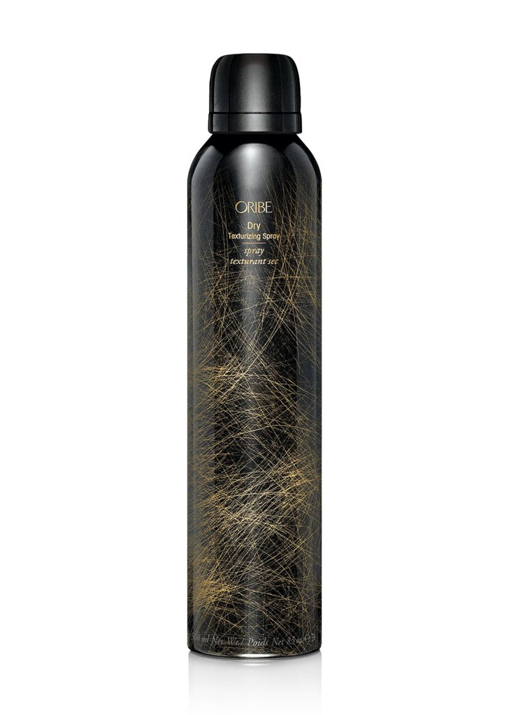 My 5 Favorite Hair Products for Medium Length Hair, Oribe Texture Spray | Charmed by Camille