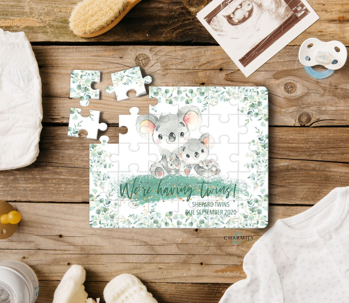 Koala-family-twins-Baby-Announcement-Puzzle-Mockup-Recovered